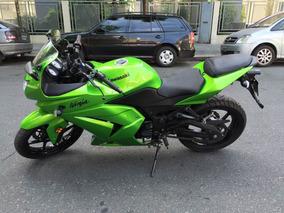 Kawasaki Ninja 250 | 2012 | 3.100 Km | Nueva Como 0km
