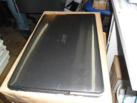 Carcaça Completa Acer Aspire E1 531/571 Resinada + Tela +jak