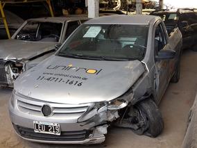 Volkswagen Saveiro 2011 1.6 Dada De Baja Con Alta De Motor