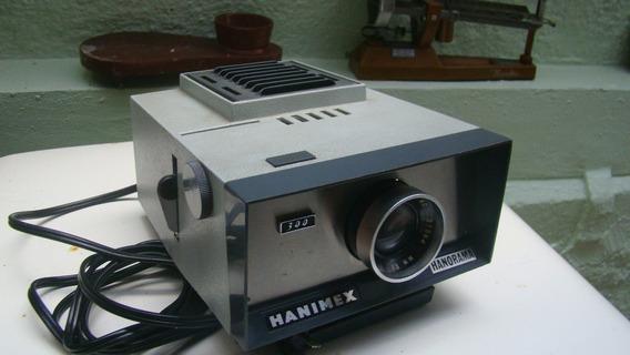 Projetor De Slides Hanimex Hanorama 300. Relíquia