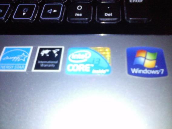 Notebook Samsung, Processador I3, Memoria 2,00 Gb, Tela 15.