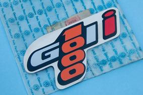 Emblema Adesivo Gol Mil 1 G2 Bola