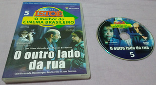 Dvd Original O Outro Lado Da Rua Filme Nacional