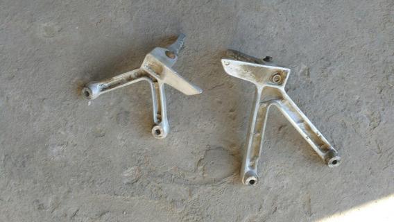 Par Bacalhau Completo E Originall Traseira Xt 600 Alumínio