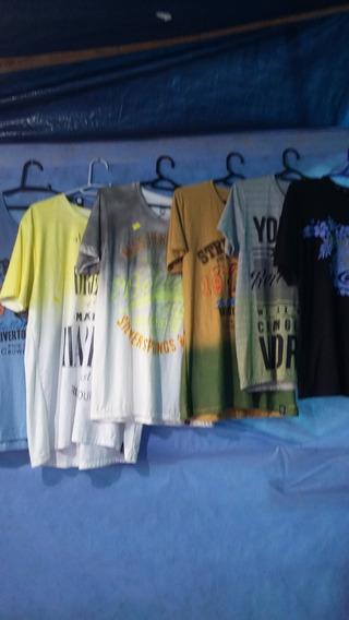 Vestidos, Blusas, Macaquinhos, Regatas, Cangas E Camisetas
