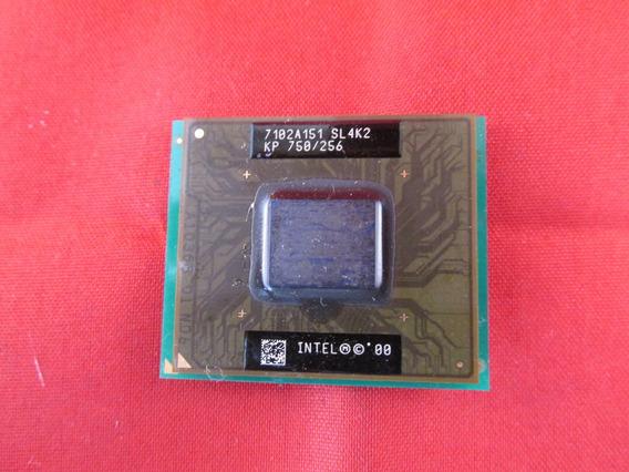 Processador Intel Kp 750/256