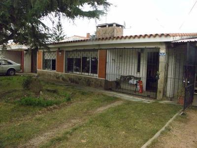 Solymar Sur Casi Rambla,espectacular Casa En Una Planta.