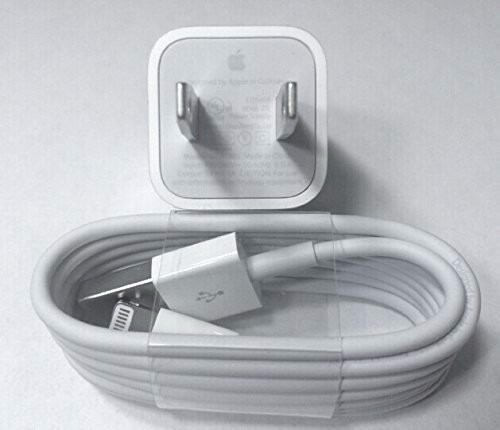 05ec9f761fc Cargador iPhone 5-6 + Cable Original Apple Certificado - S/ 85,00 en Mercado  Libre