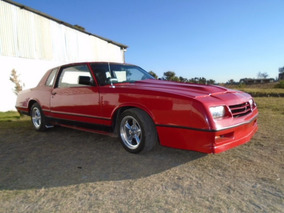 Chevrolet Montecarlo 1982 Personalizado, Ùnico.