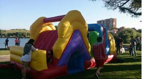 Arriendo De Castillos Inflables Y Juegos De Entretenimiento