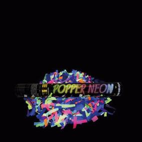 Lanca Papeis,confetes Neon P/ Casamentos, Festas E 15 Anos