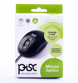 Mouse Óptico Pisc
