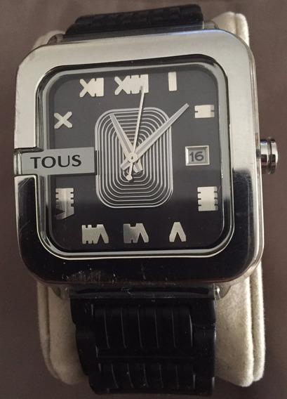 Reloj Tous Oto Lite Color Negro-incluye Envió