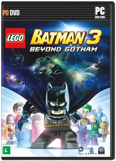 Lego Batman 3 - Beyond Gotham - Pc