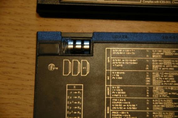 Kit 3 Baterias Lr44 Para Calculadora Hp12c