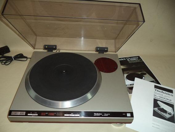 Toca Discos Technics Sl-150mk2 - Usado - Ótimo Estado