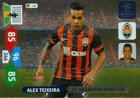 Cards Champions League 2013/14 Game Changer Alex Teixeira