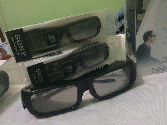 Óculos 3d Sony/tdg-br250