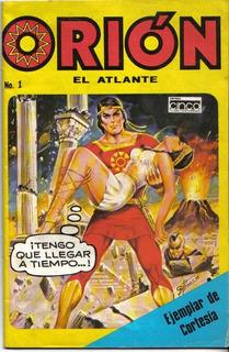 Orión El Atlante Colección Completa