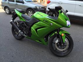 Kawasaki Ninja 250   2012   3.100 Km   Excelente Estado