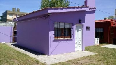 Casa Mar De Ajó Norte Verano 2018 Marzo, Semana Santa