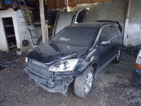 Sucata Honda Crv Lx 4x2 2009 Peças Motor Caixa