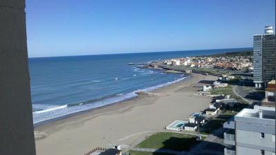 Miramar Frente Al Mar A 100metros De La Peatonal E. Cherry