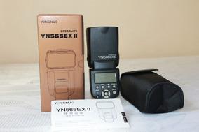 Flash Yn565ex Yn-565ex Ii Ttl Canon 2 Geração