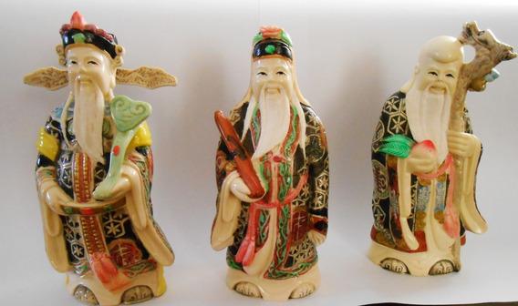 Os Três Puros São A Trindade Taoista De Deuses