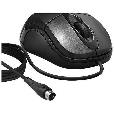 Mouse Óptico Ps/2 Mb41 Preto - Vinik