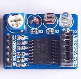 Módulo Conversor De Temperatura Ad / Da Pcf8591