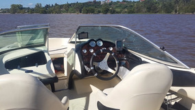 Fishing 551 C/ Mercury 125 Optimax Y Trailer