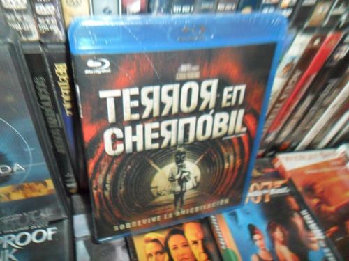 Imagen 1 de 1 de Terror En Chernobyl Blu-ray Nuevo Sellado