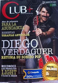 Revista Club Diego Verdaguer Para Fans
