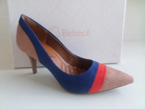 Sapato Adulto Feminino Ref 7010-155 Bebecê