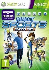 Kinect Sports Season Two Xbox 360 Mídia Física Semi Novo