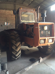Tractor Zanello 417 Articulado