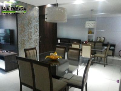 Apartamento 3 Quartos Imperial Residence 100 Metros Da Ufu - 45