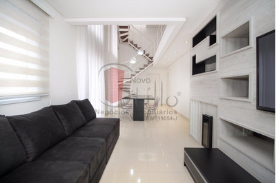 Cobertura - Vila Prudente - Ref: 2283 - V-2283