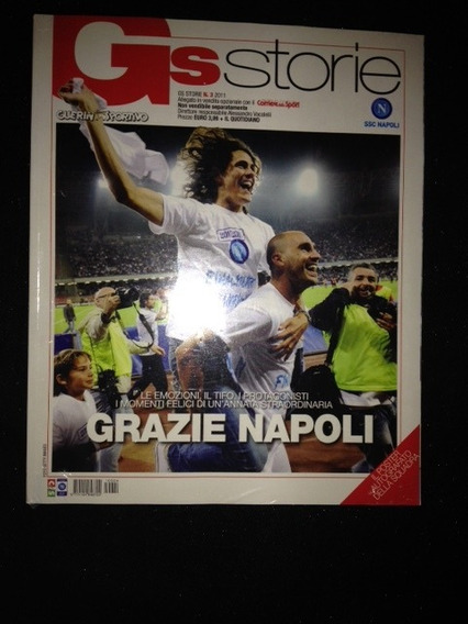 Revista Guerin Sportivo Storie Ed. Extra N°3 - 2011