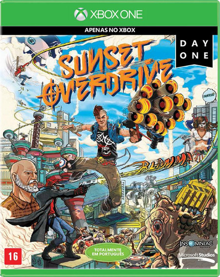 Sunset Overdrive - Xbox One - S. G.