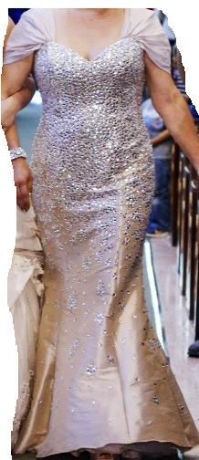 Vestido De Fiesta O De Noche Diseño Exclusivo Jovani