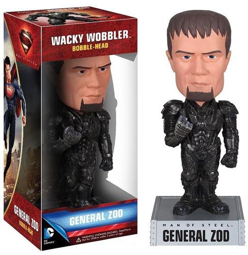Figura De Colección Funko General Zod Superman Man Of Steel