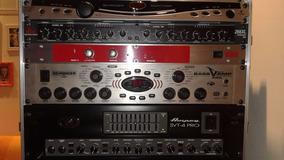 Bass V Amp Pro Behringer Baixo Guitarra Violão Afinador