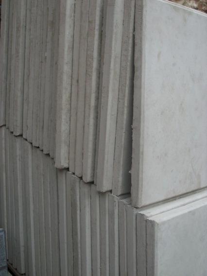 Baldoson De Cemento Liso 60x40