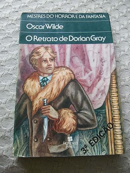 O Retrato De Dorian Gray Wilde Mestres Horror Fantasia (b)