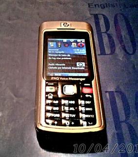 Fabuloso Celular Hp Ipaq 510 Series Libre