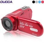 Oucca E6 2.4 Tft 12.0mp Cmos 4x Digital Zoom 720p Digital C