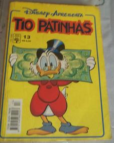 Hq Gibi Tio Patinhas 13 Quatro Edições Ano 1998