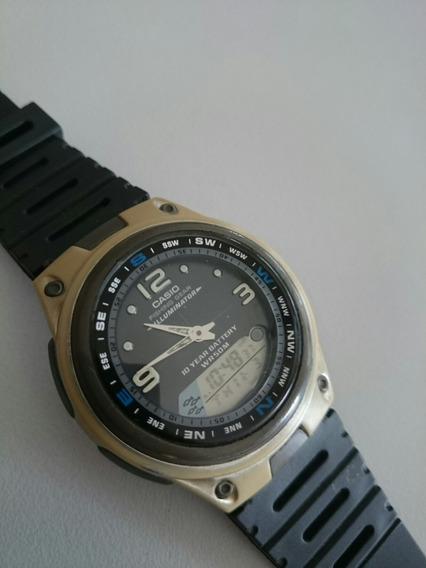 Relógio Casio Pescador